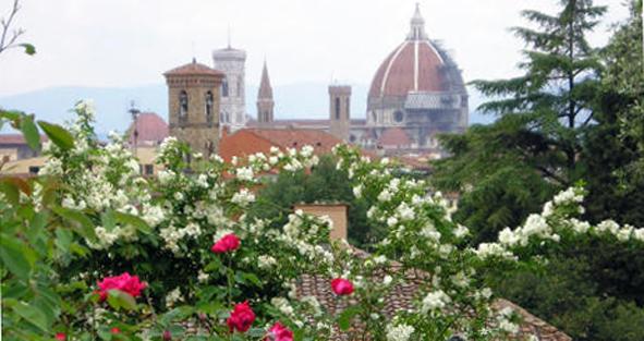 Le Case Di Gaia Il Giardino Delle Rose Di Firenze La